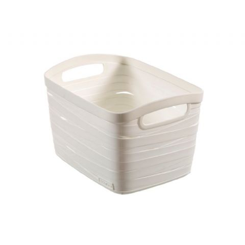 Curver Ribbon Storage Basket 8L